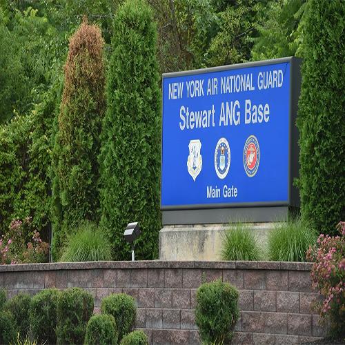 Stewart Air National Guard – Newburgh, NY