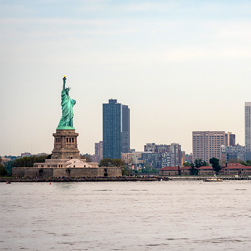 Liberty Island State Park